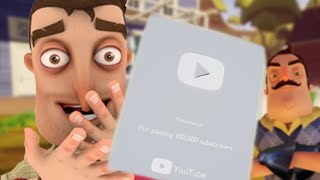 I Became a FAMOUS YOUTUBER In Hello Neighbor?!