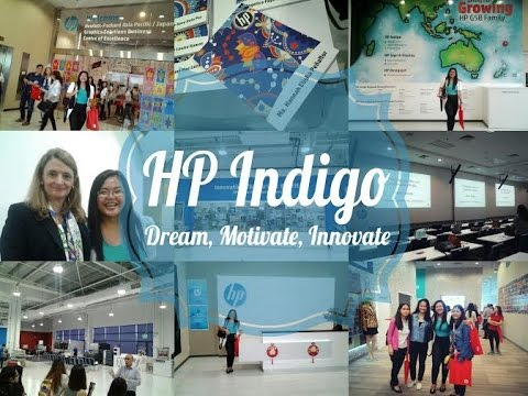 Singapore: On our Way to HP Indigo Inc.