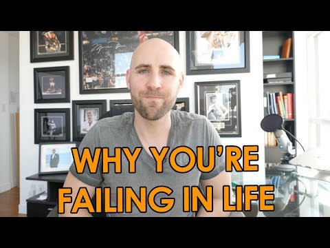 WHY YOU'RE STRUGGLING AND FAILING IN YOUR LIFE 😧 Direct, 100% Honest No B.S. Motivation