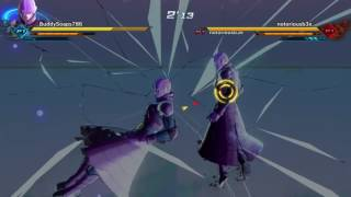 Dragon Ball xenovers 2 XB1 Hit online matches