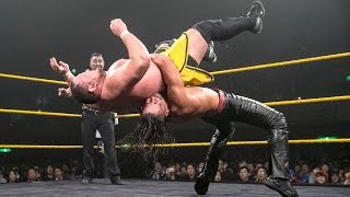 Samoa Joe & Shinsuke Nakamura lay it all out for the NXT Title: WWE NXT Live Event, Dec. 3, 2016