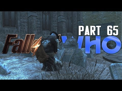GREENDUDE XL Plays... Fallout Who Part... 65 | The Shrouds Conclusion...