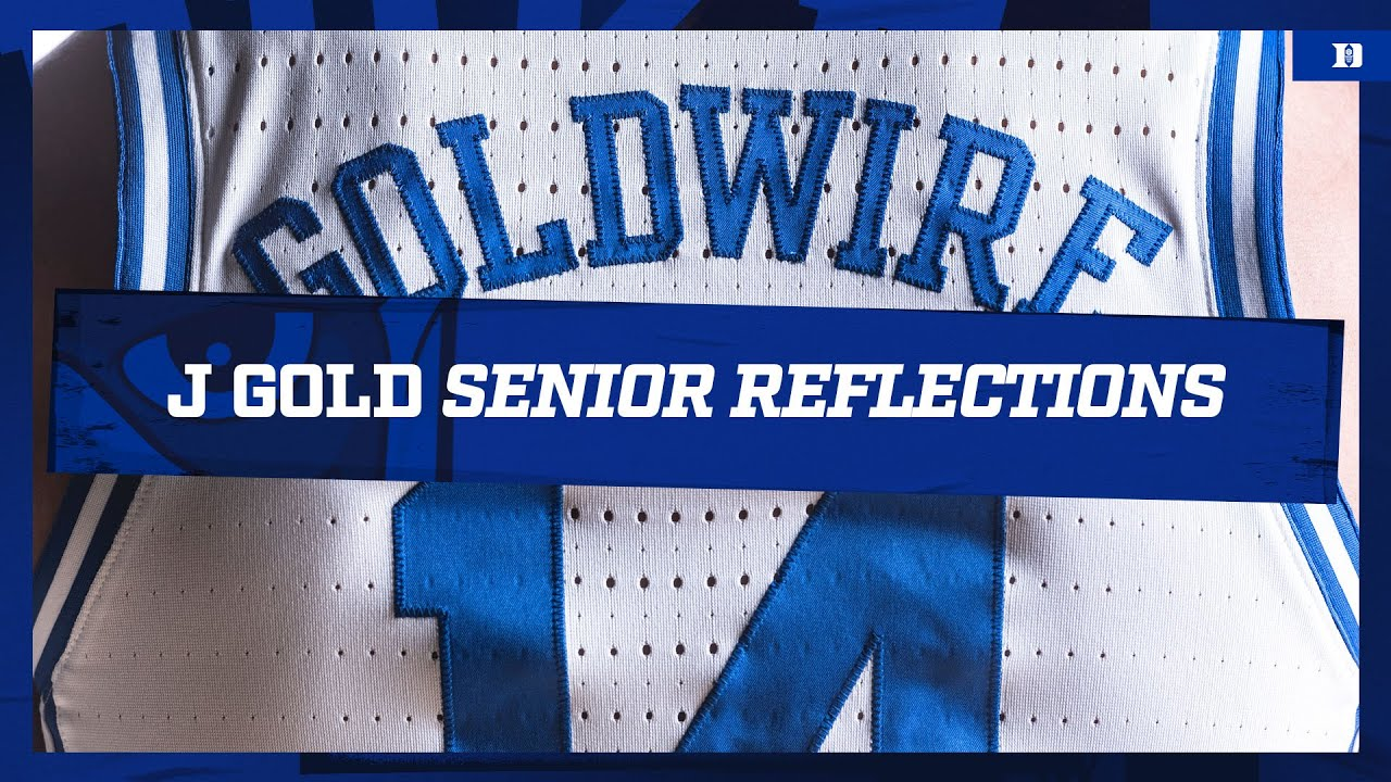 Jordan Goldwire: Senior Reflections