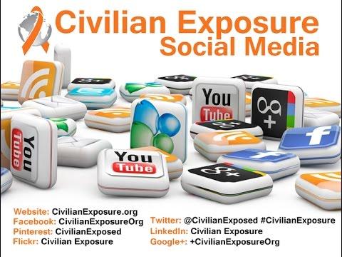 Civilian Exposure - CDC/ATSDR CAP Public Forum - Greensboro NC - 5-12-2015 - FULL