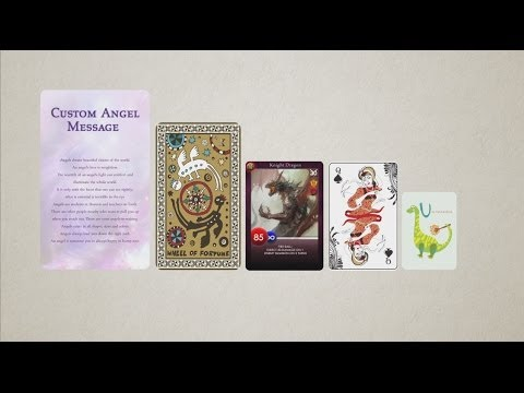 Design and print your own custom card game!