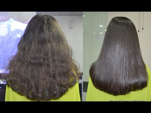 Homemade Hair Conditioner ~Treat Dry Damaged Frizzy Hair || Get Smooth Hair, Silky Hair, Shiny Hair
