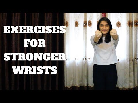 Wrist Workout At Home | Simple Exercises | WORKitOUT