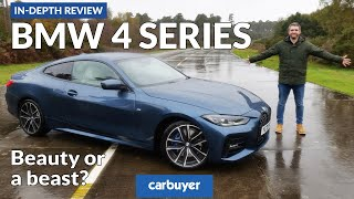 2021 BMW 4 Series coupe in-depth review - beauty or a beast?