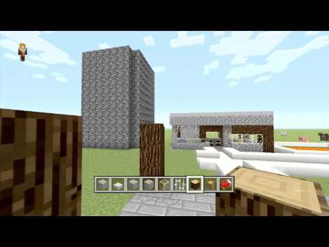 Minecraft XBOX 360 | Tutorial 3 - Smexy Blacksmith