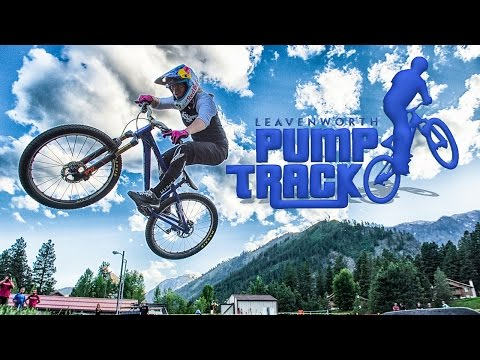 Leavenworth Pump Track