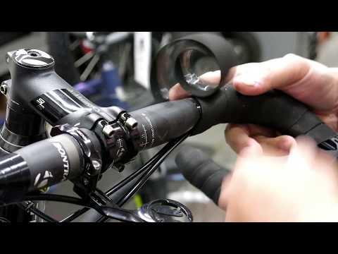 Installing Handlebar Tape on a Road Bike