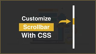 [Arabic] HTML, CSS Tutorials - Customize Scrollbar With CSS
