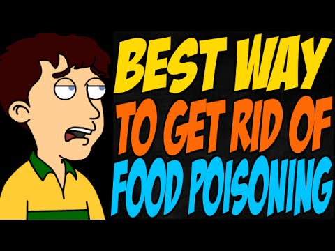 Best Way to Get Rid of Food Poisoning