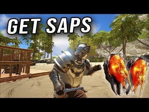 Atlas - How to Get Saps