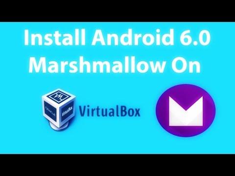 Android 6.0 marshmallow on VirtualBox [ Bangla Tutorial ]