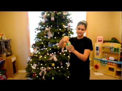 How to preserve your xmas tree Tuesday Tip