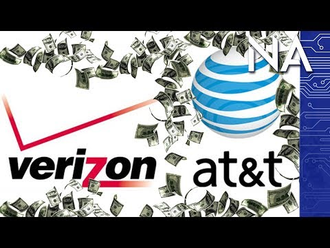 Verizon and AT&T Accused of Selling Your Number & Location