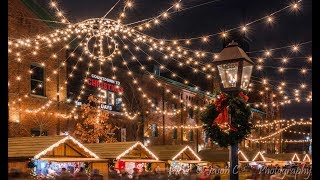 Toronto Christmas Market 2017 | Holiday Festive Season Fun Toys Children