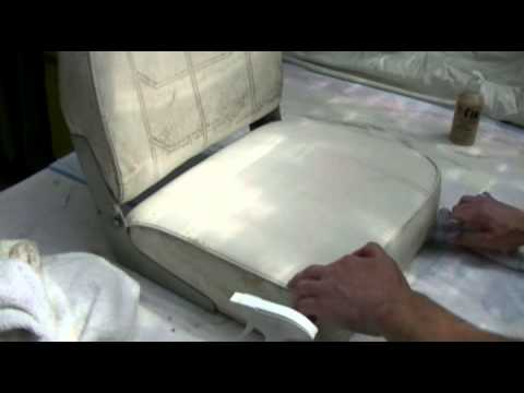 How to Clean & Protect Vinyl Boat Seats