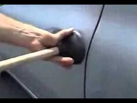 RE: UNLOCK ANY CAR DOOR WITH A PLUNGER? Debunked