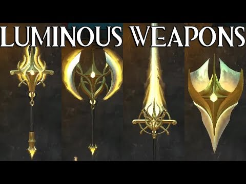 Guild Wars 2 Pvp Reward Weapons