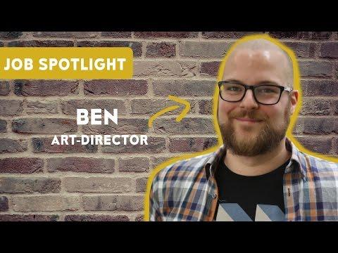 Art Director - Benjamin Koch im Job-Spotlight