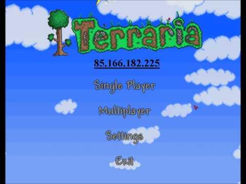 terraria server NO HAMACHI