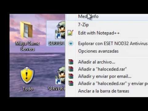 MOD Zombie para Halo CE y Halo PC (SAPP 6.0 +)
