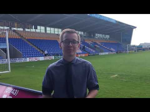 Lewis Cox offers all the Shrewsbury Town play-off final news