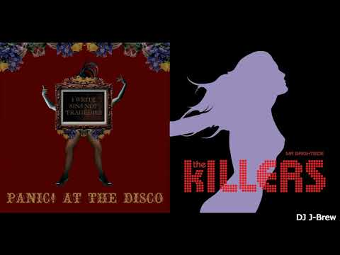 Mr. Brightside Writes Sins Not Tragedies (The Killers vs. Panic! At The Disco)
