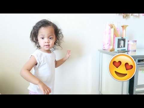 Morning Routine! Toddler edition! 2018