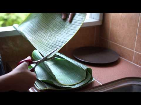 How to Make Suman (Glutinous Rice w/ Coconut Milk)