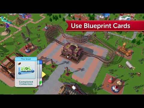 RollerCoaster Tycoon Touch - Update 14!