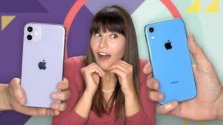 iPhone 11 vs. iPhone XR