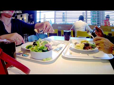 Window Shopping and Lunch at IKEA