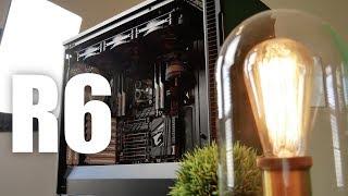 Fractal Design Define R6 Case Review & Build