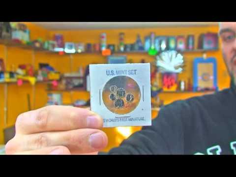 Miniature US Mint Coins