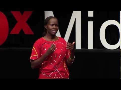 My journey to start a school for girls in Kenya: Kakenya Ntaiya at TEDxMidAtlantic 2012