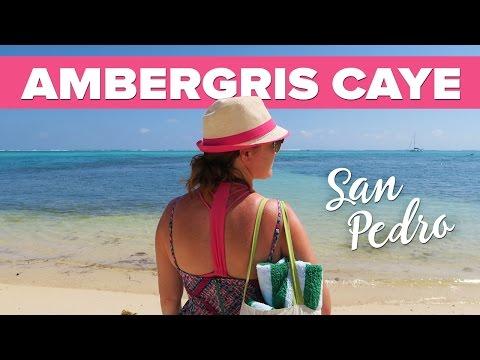 AMBERGRIS CAYE: Welcome to San Pedro