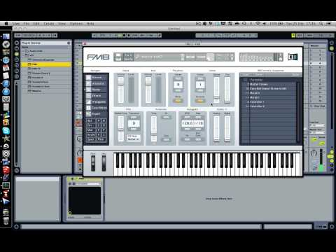Making Synths Wide in Massive and FM8