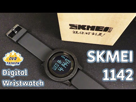 Item review - SKMEI Men Digital Wristwatch (Model: 1142)