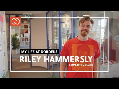 My Life at Nordeus: Riley Hammersly, Community Manager