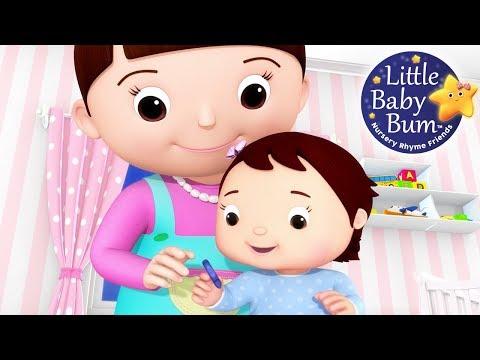 Colors Song | Rainbow Man | Nursery Rhymes | Original Songs By LittleBabyBum!