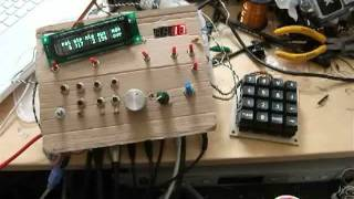 Syncuino - The DIY Arduino step sequencer in action | Music
