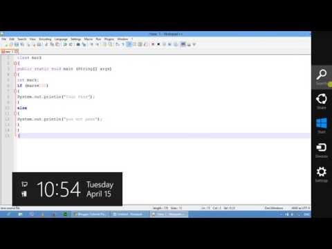 Java If Statement Part 04