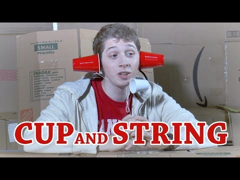 Cup and String (feat. Tim Kish)
