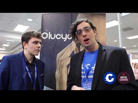 Blockchain Interviews - Lucyd Co-Founder Harrison Gross at BTC Miami