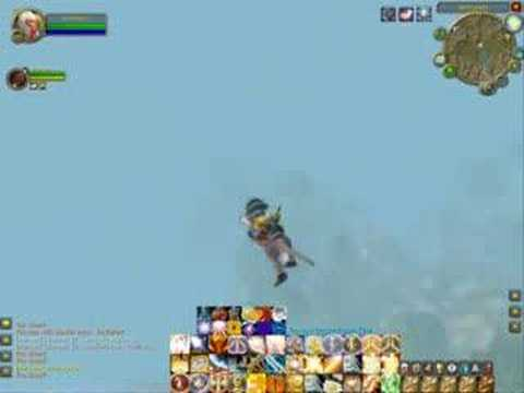 World of Warcraft Jump from IronForge to Wetlands! (Original)