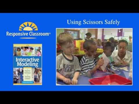 Using Scissors Safely (Interactive Modeling)