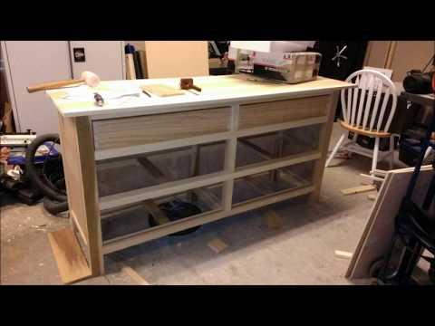 Horizontal 6-Drawer Dresser